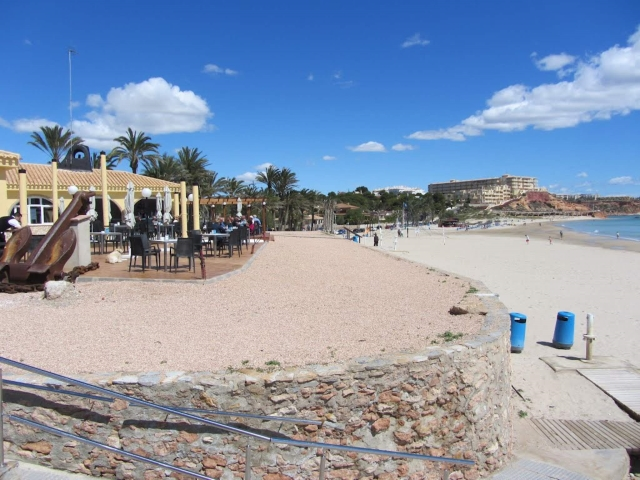 Campoamor beach ok