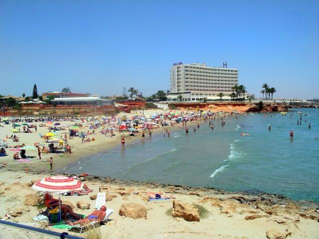 La Zenia beach ok