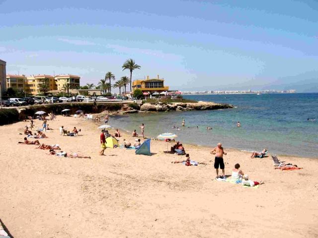 Punta beach ok